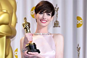 Энн Хэтэуэй: от Монтессори школы до «Оскара»