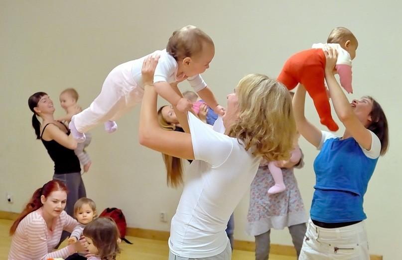 Музыкальные занятия для развития детей