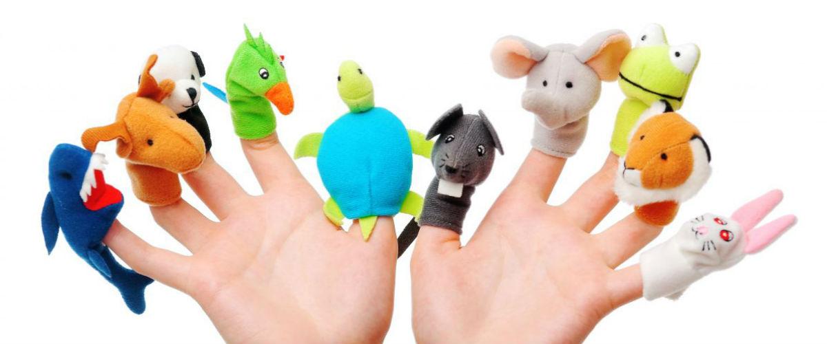Пальчиковые игры для маленьких детей